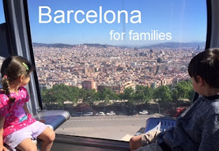 Things to do in Barcelona for families