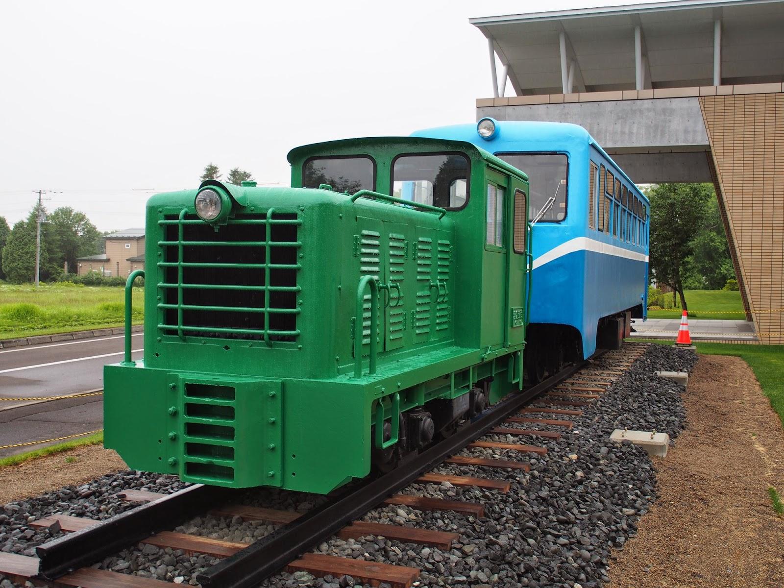 泰和製ディーゼル機関車 鶴居村