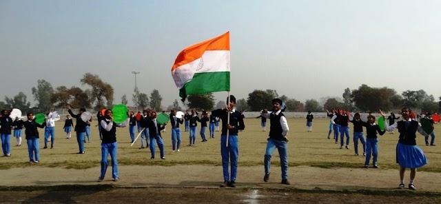 गणतंत्र दिवस समारोह की तैयारियां पूरजोरों पर