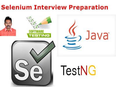 Selenium Interview Questions