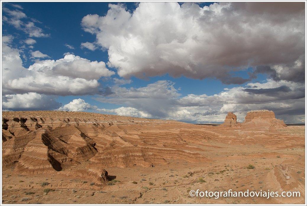 Goblin state park en Utah, estados unidos