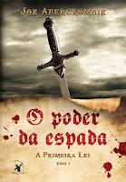 Resenha - O Poder da Espada, editora Arqueiro