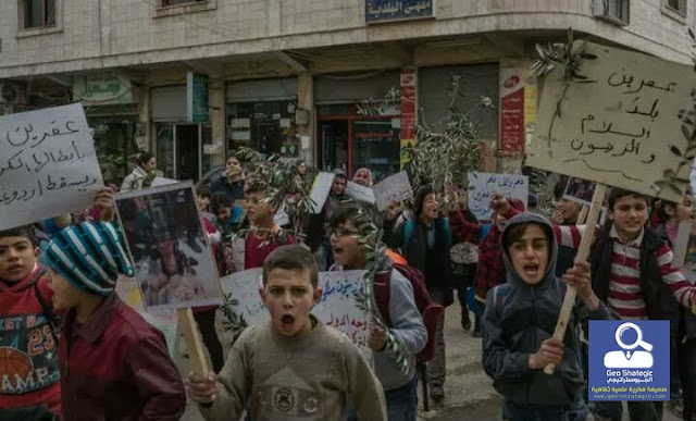 نيويورك تايمز: الأكراد السوريون حلفاء الولايات المتحدة الأمريكية، ولكنهم أتباع الزعيم الكردي المسجون
