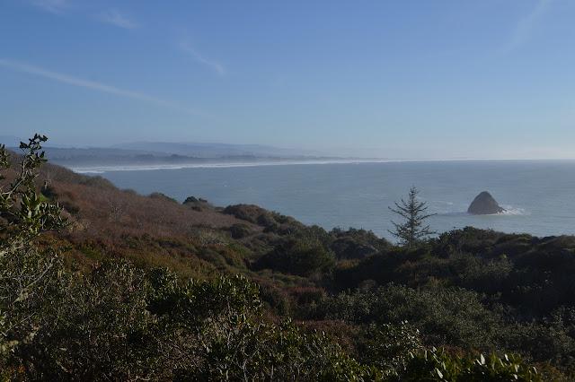 down the coast to Eureka