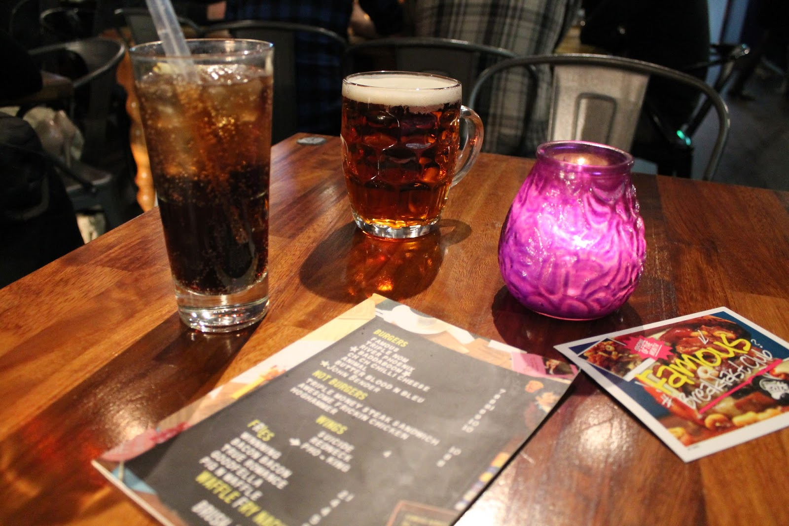 Almost Famous Burgers Restaurant Review, Manchester
