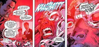 Asal-Usul Cyborg (New 52) dc
