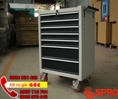 Tủ đồ nghề 7 ngăn, tủ kéo 7 ngăn đựng dụng cụ giá rẻ tp HCM