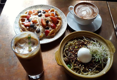 Dapper Coffee at Amoy Street Telok Ayer Singapore