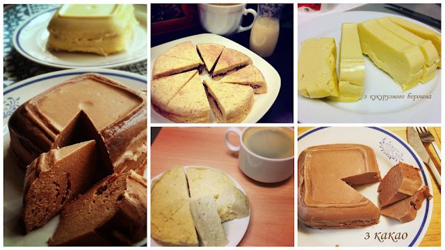 Як приготувати сирний магкейк в СВЧ
