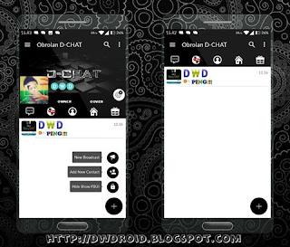 BBM D-Chat V1.0.51 Apk