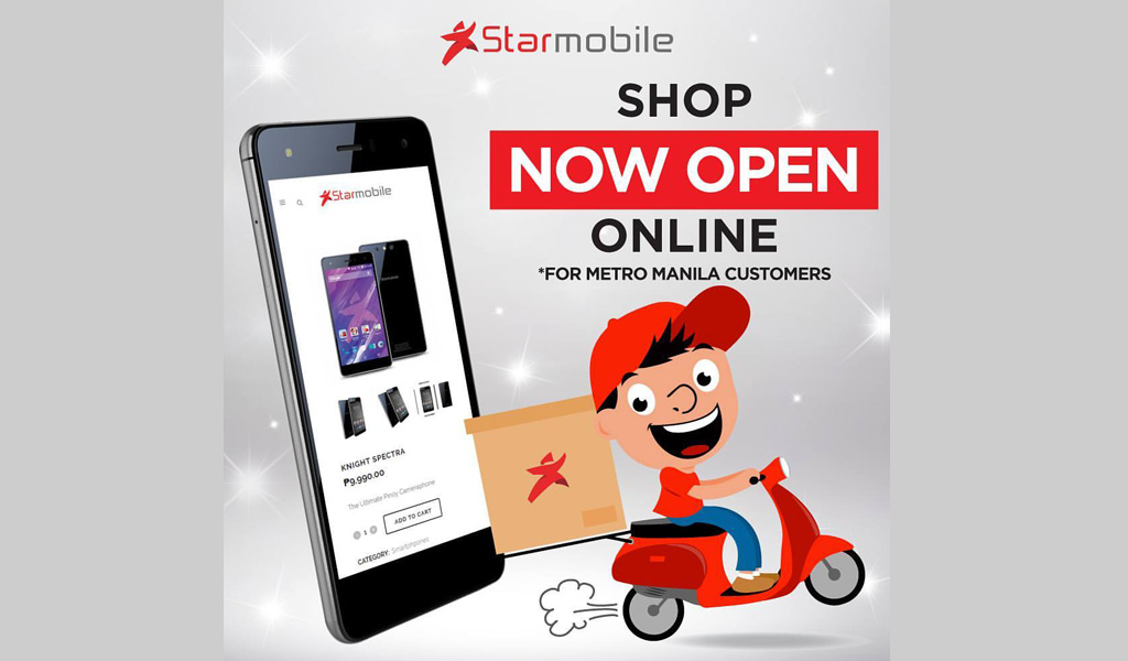 Starmobile Philippines New Online Store