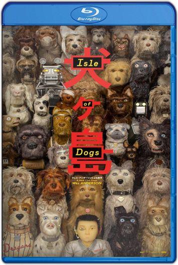 Isla De Perros (2018) HD 1080p y 720p Latino