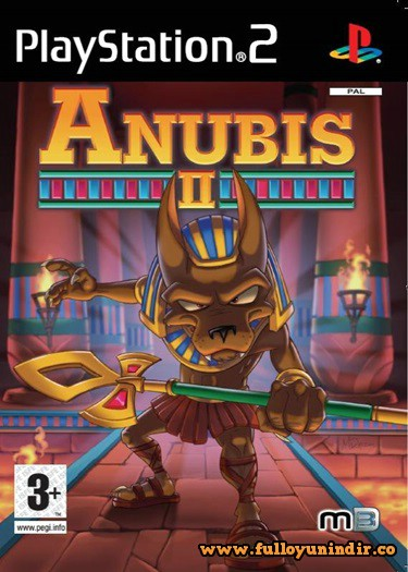 Anubis II (PAL) Playstation 2 Tek Link
