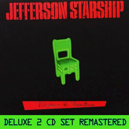 JEFFERSON STARSHIP - Nuclear Furniture [Friday Music Deluxe Edition remastered] full