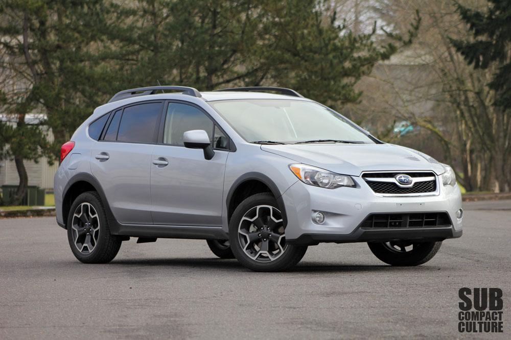 2013 Subaru Xv Crosstrek 2 0 I Limited >> Review: 2013 Subaru XV Crosstrek Limited | Subcompact Culture - The small car blog