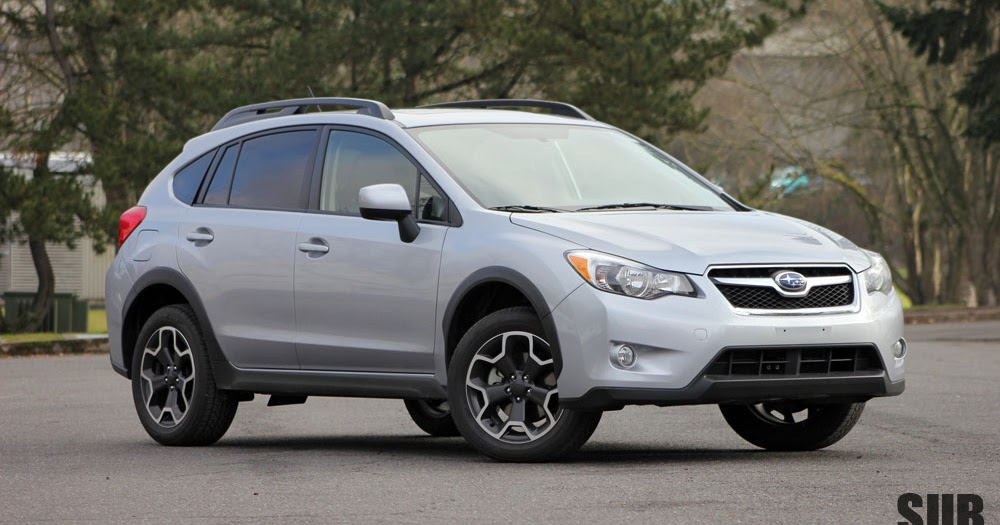 Subaru Crosstrek Roof Rack >> Review: 2013 Subaru XV Crosstrek Limited | Subcompact Culture - The small car blog