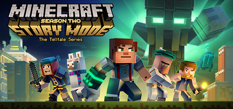 Minecraft: Story Mode – Season Two (JTAG/RGH) Xbox 360 Torrent