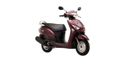 Yamaha Alpha Scooter right side Hd image