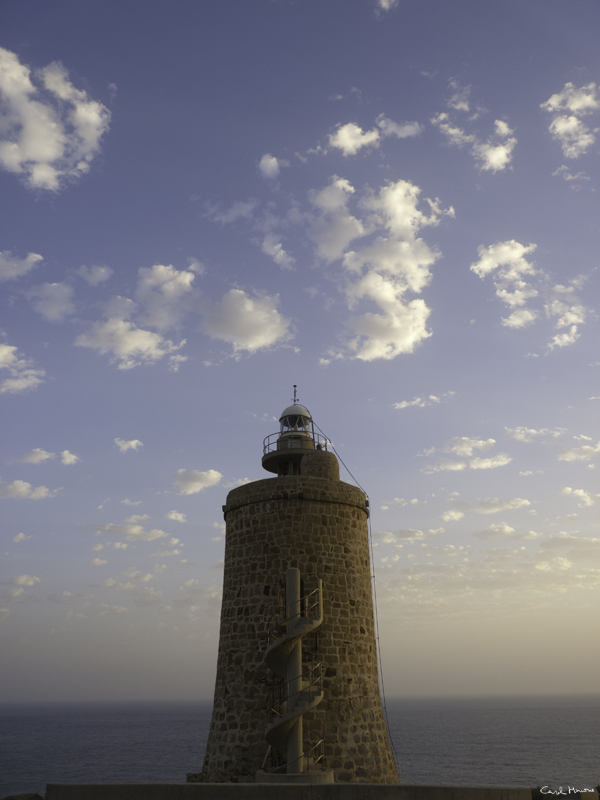 Faro de Camarinal, Zahara. Camarinal Lighthouse.