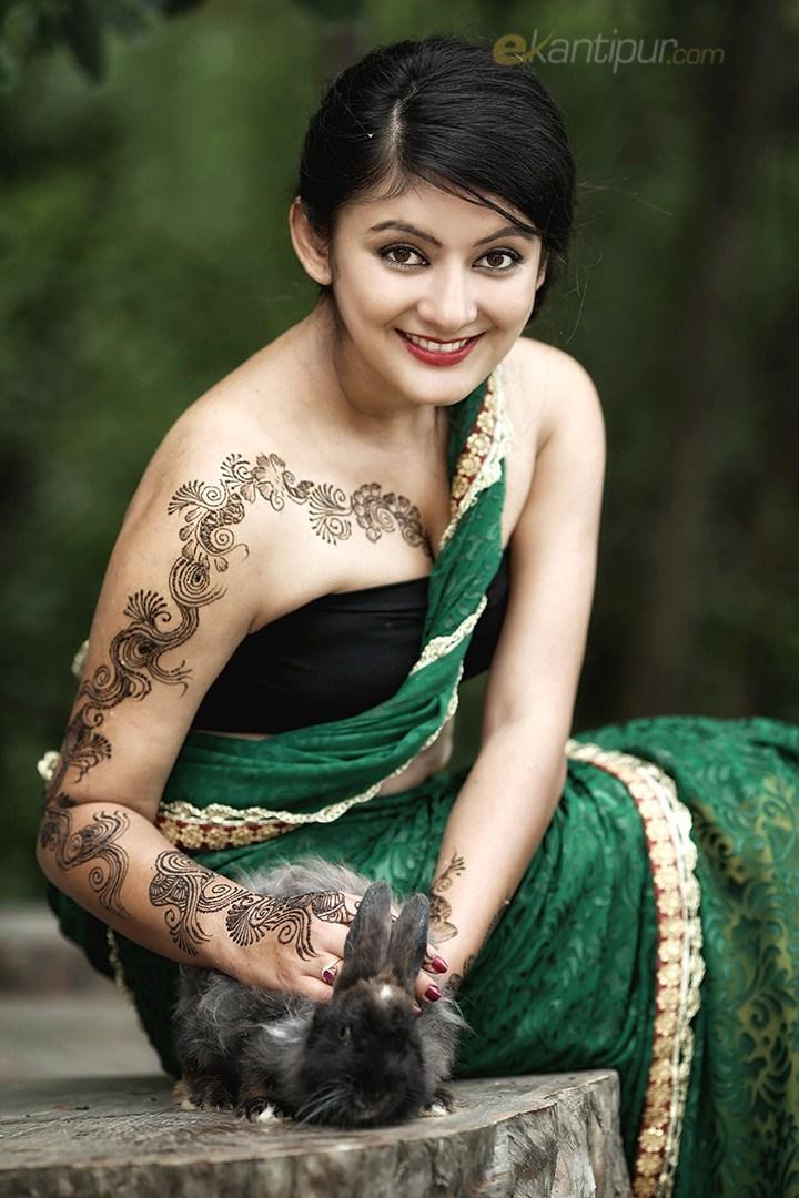 Barsha Raut Nepali Actress Photo Gallery - Nepal Update