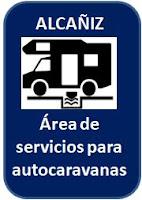 Alcañiz se suma a otras 9 áreas de autocaravanas en la provincia de Teruel