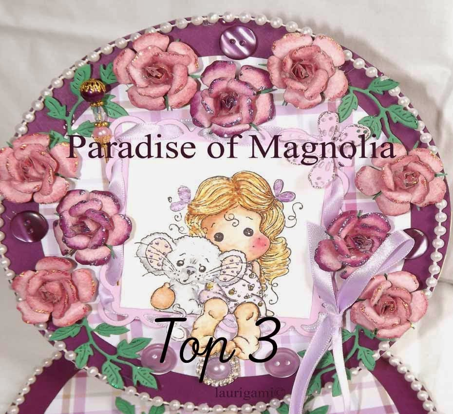 "TOP 3 ""Paradise of Magnolia#2"""