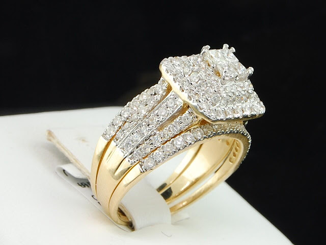 Womens Wedding Ring Sets For Cheap