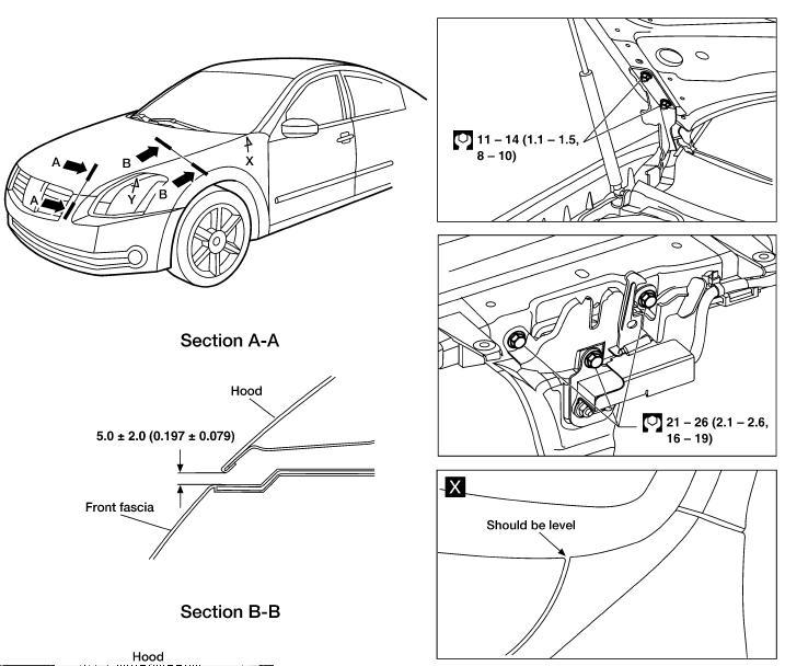 repair-manuals: Nissan Maxima A34 2006 Repair Manual
