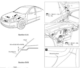 repair-manuals: Nissan Maxima A34 2006 Repair Manual