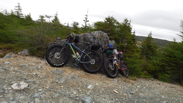 Avalon Wilderness Reserve Fatbike Republic bikepacking U24O Fat Bike Adventure Arkel Norco Ithaqua