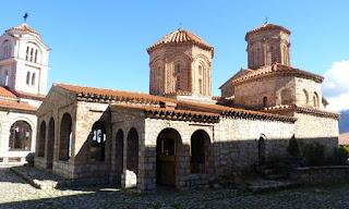 St. Naum. Lago Ohrid.