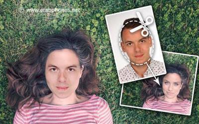 تطبيق Cut Paste Photo Seamless Edit Pro v10.3