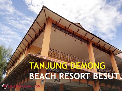 Tanjung Demong Beach Resort Besut