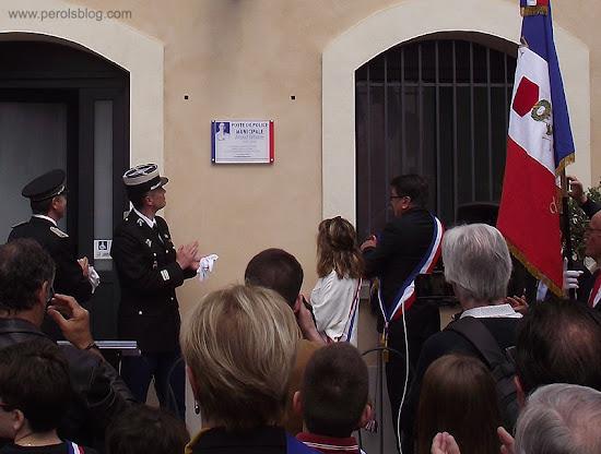 Commissariat police municipale Arnaud Beltrame à Pérols