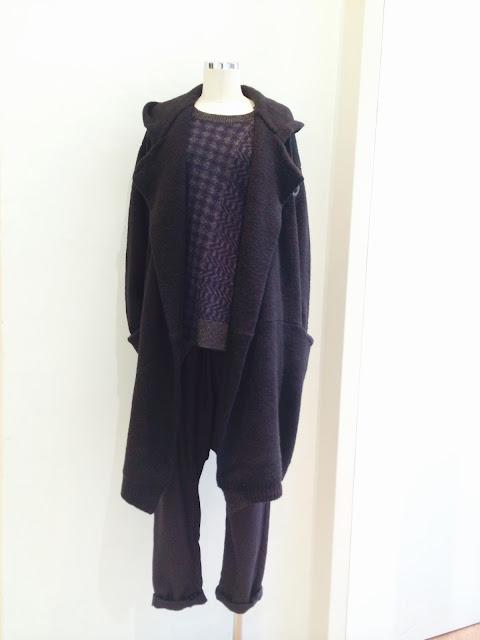 【ZUCCa・ズッカ】ノルディックセーター