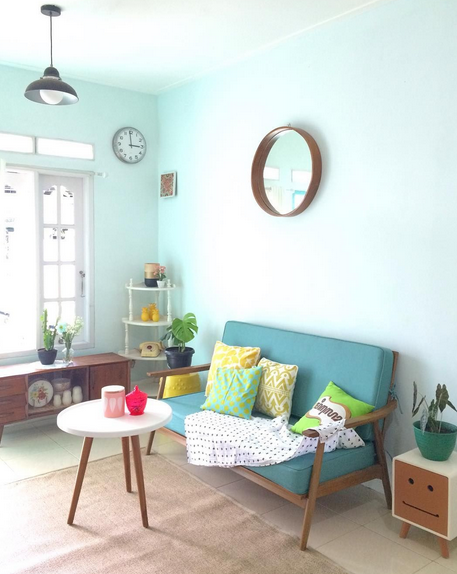 35 Desain Interior Ruang Tamu Minimalis Yang Kecil Dan