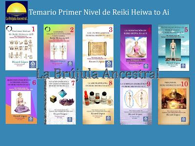 Temario Nivel I Reiki Heiwa to Ai