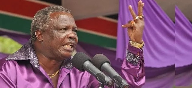 COTU SG Francis Atwoli. PHOTO | FILE