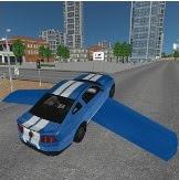 Download Gratis Flying Car Driving Simulator App