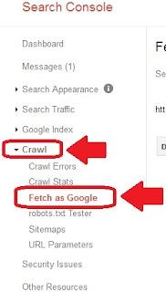 Cara Menggunakan Google Webmaster Tool dan Google Analytics pada Blog/Website