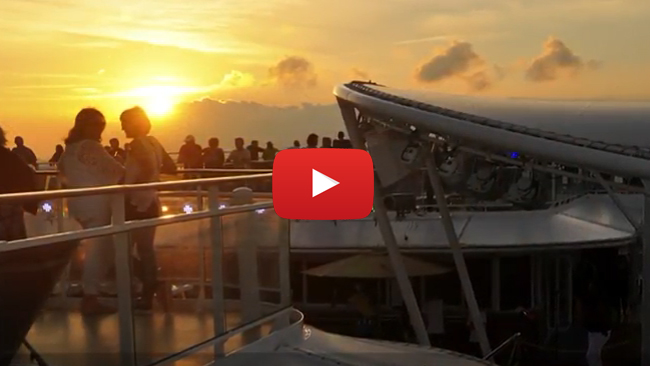 ► Vídeo de fotos - Norwegian Epic 01