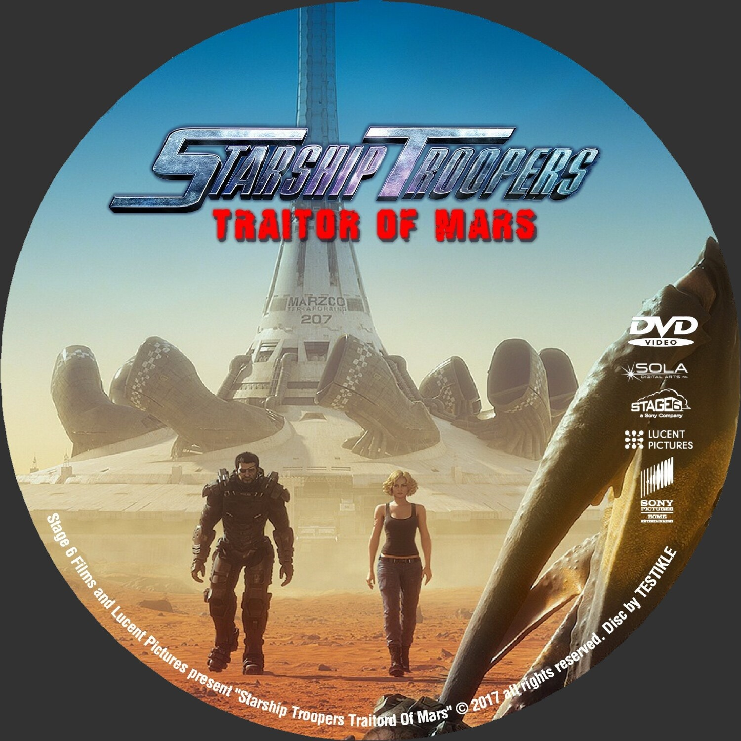 starship troopers traitor of mars full movie download