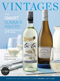 LCBO Wine Picks: July 9, 2016 VINTAGES Release