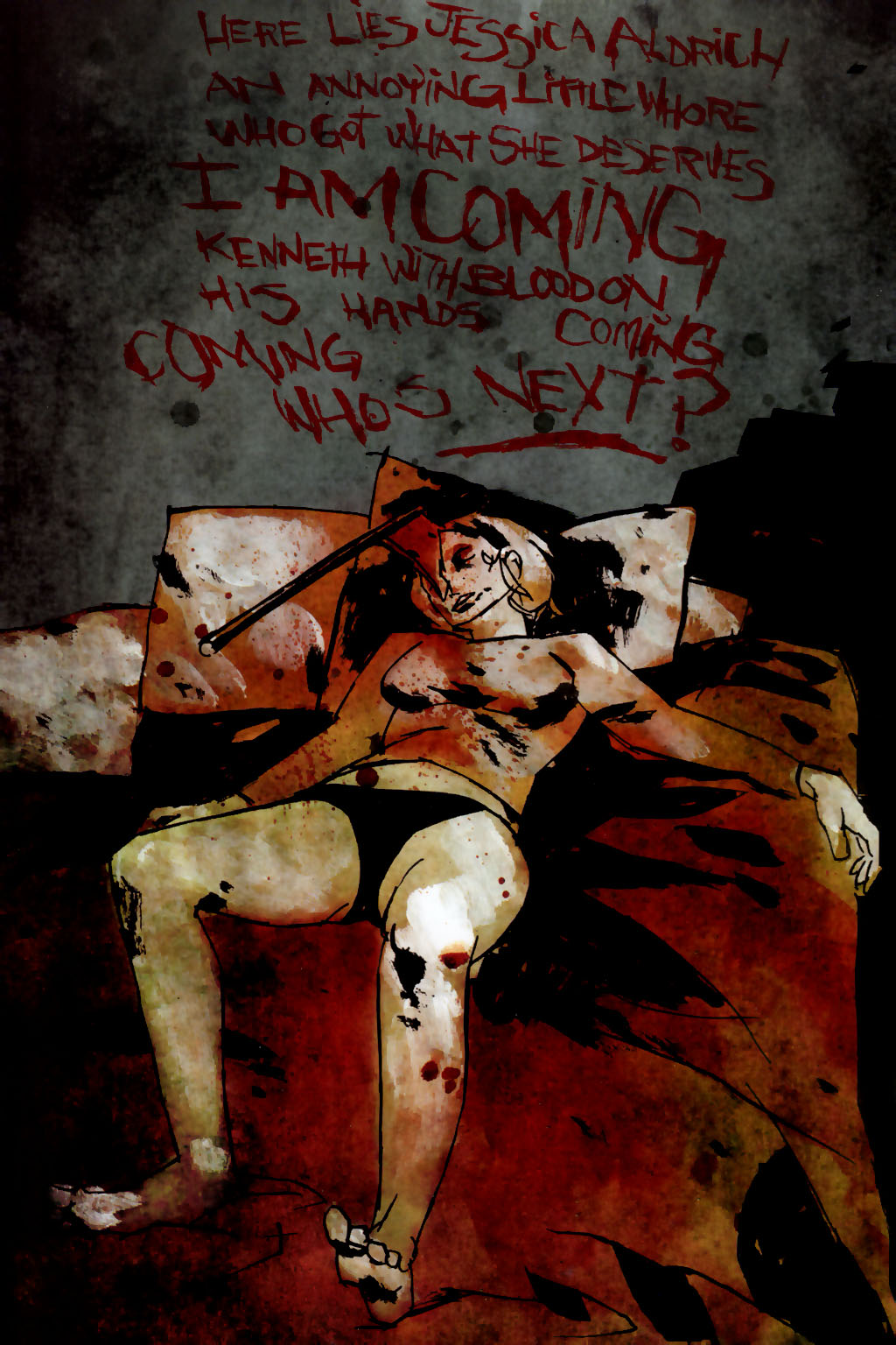 Read online Silent Hill: Dead/Alive comic -  Issue #2 - 18