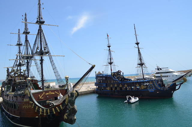 Barcos na Marina