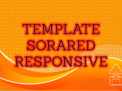 Template Terbaru 2017 Sora Red Seo Responsive Download Gratis