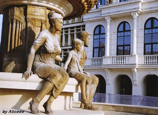 Skopje-Macedonia-statui