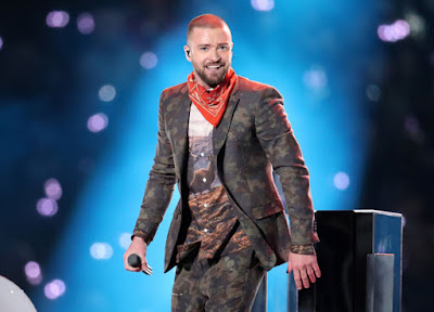 Watch Justin Timberlake's Super Bowl LII Halftime Show Performance