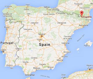 ESPANHA - Cerdanya - Puigcerdà