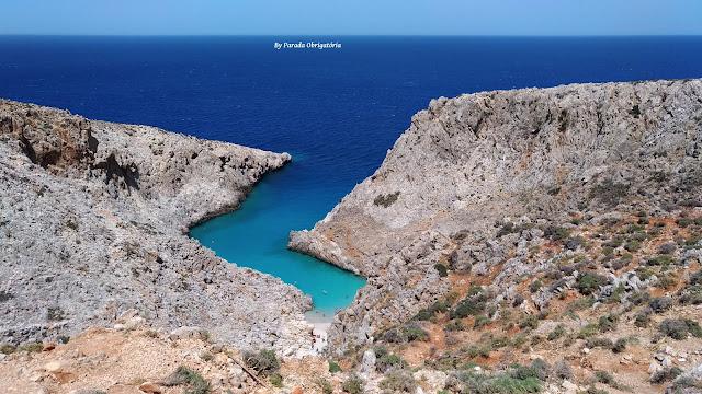 Seitan Limania (Stefanou Beach) - Creta, Grécia